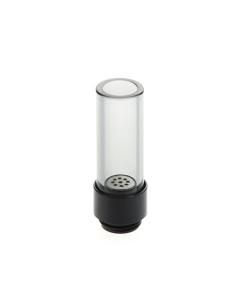 Dieses Mundstück besteht aus hochwertigem Glas und ist identisch mit dem Mundstück, das im Lieferumfang Ihres Flowermate V5 Nano enthalten ist.