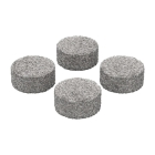 Diese Konzentratpads passen in die Dosierkapseln und werden zum Verdampfen von Wachsen und Ölen verwendet.
